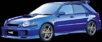 Dolphin Side Skirts for 02-on Subaru WRX/STI