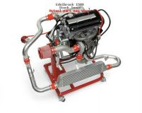 Edelbrock Victor X Turbo Kit Honda Civic 99-00
