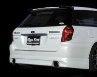 Hippo Sleek Subaru BP5 Legacy Rear Lip