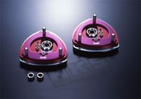 HKS Front 2-Way Adj Pillow Ball Mounts Nissan 240SX 89-97