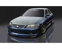 JP Complete Body Kit Honda Accord 4dr 98-00