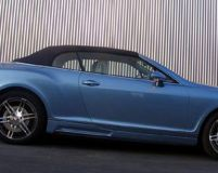 Mansory Left Side Skirt Bentley Continental GT Convertible 03-10