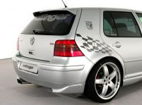 Oettinger Rear Roof Spoiler Volkswagen Golf IV Hatchback 99-05