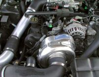 ProCharger Stage II Intercooled Supercharger System Ford Mustang GT Bullitt 2001