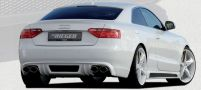 Rieger Left Side Skirt w/ Air Intake Audi A5 & S5 B8 08-12