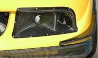 Varis Carbon Fiber Air Guide EVO VIII