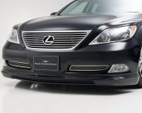 Wald International Executive Aerodynamic Body Kit Lexus LS460 / LS460L 07-09
