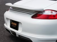 Warm Collectuion Rear Wing Porsche 987 Cayman incl S 05-08