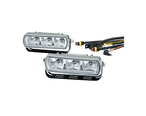 Image of HELLA 3 LED Daytime Running Lights