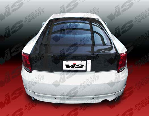 VIS Racing Carbon Fiber OEM Hatch Trunk Lid Toyota Celica 00-05 - 00TYCEL2DOE-020C