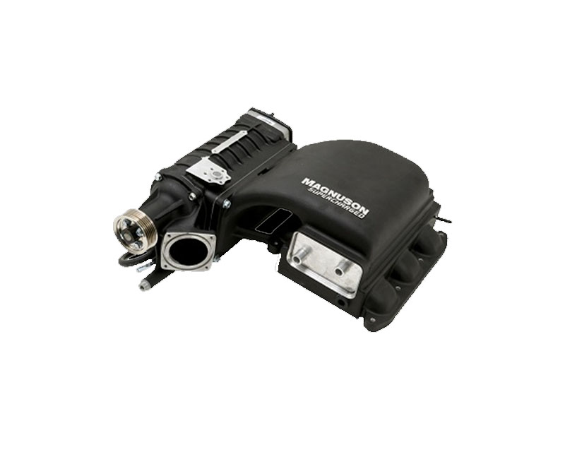 MagnaCharger Intercooled MP1320 TVS Supercharger Kit W/TRINITY HAND HELD Jeep Wrangler JK 3.8L 07-11 - 01-13-38-005-BL