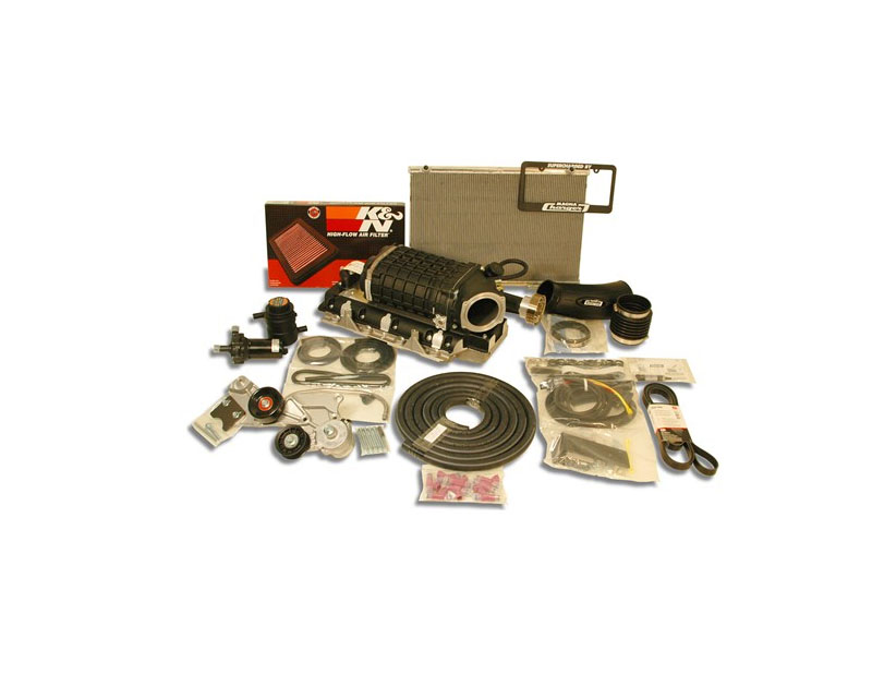 MagnaCharger Radix Retro Supercharger Kit Chevrolet Tahoe 4.8L 11-12 - 01-19-59-996-BL