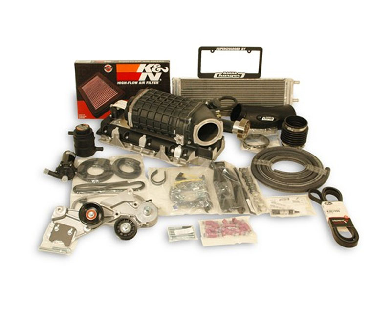 MagnaCharger Radix Max Supercharger Kit Chevrolet Avalanche 1500 6.0L 07-08 - 01-19-60-008-BL