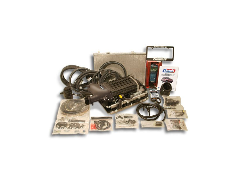 MagnaCharger MP2300 TVS Supercharger Kit W/TRINITY HAND ...