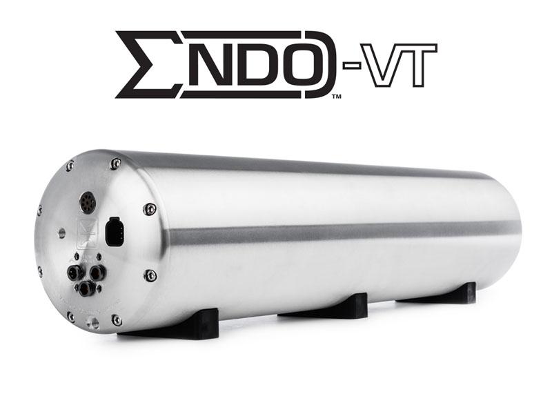 AccuAir ENDO-VT 5 Gal Air Tank w/ Valve - AA-ENDO-VT