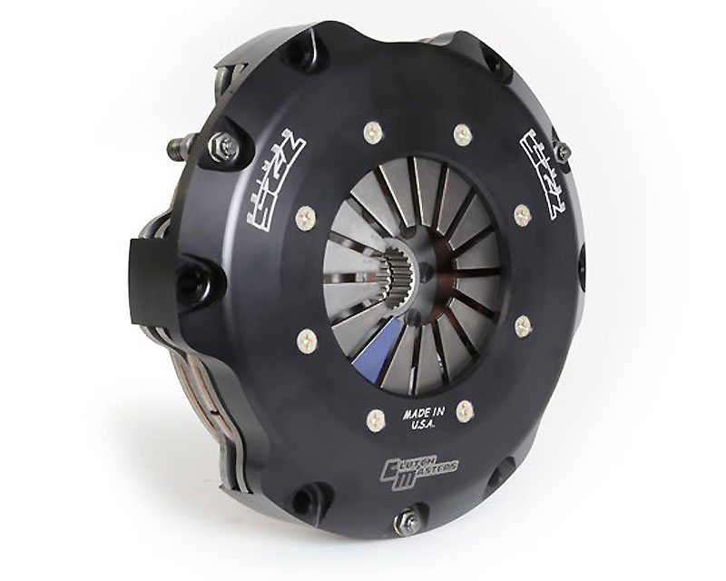 Clutch Masters 725 Series Twin Disc Race Clutch Acura RSX 2.0L Type-S 6 Speed 02-06 - 08037-SD7R-X