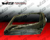 VIS Racing Carbon Fiber OEM Hatch Trunk Lid Nissan 350Z 03-08