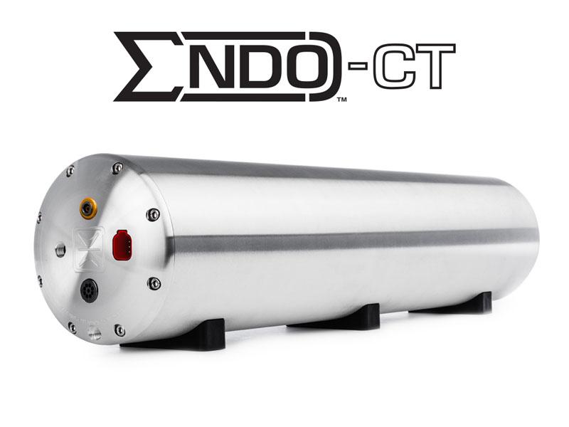 AccuAir ENDO-CT 5 Gal Air Tank w/ Compressor - AA-ENDO-CT5