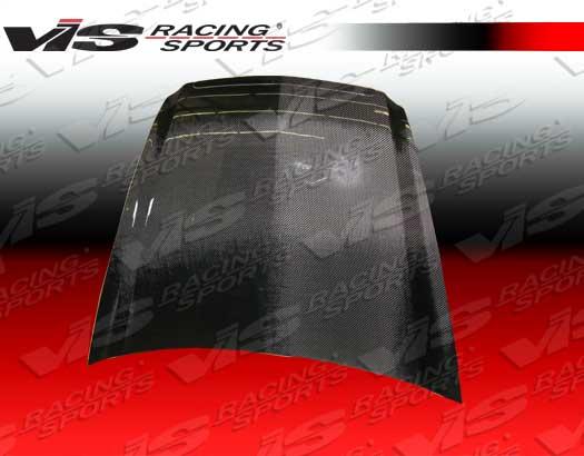 VIS Racing Carbon Fiber OEM Style Hood Acura TL 04-08 - 04ACTL4DOE-010C