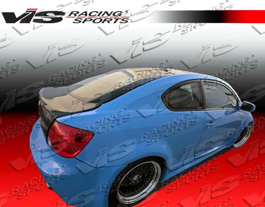 VIS Racing Carbon Fiber CSL Hatch Trunk Lid Scion TC 07-08