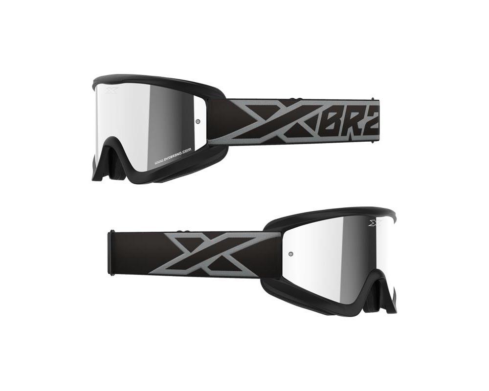 EKS Brand GOX Flat-Out Mirror Goggles - 067-60350