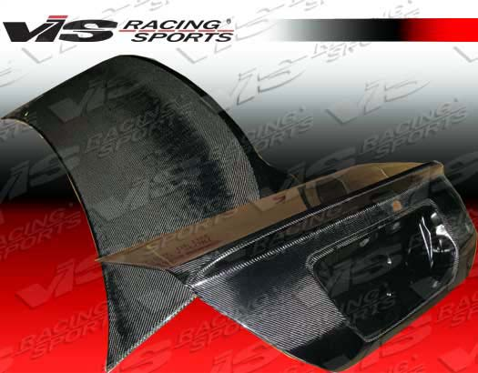 VIS Racing Carbon Fiber CSL Trunk Lid Honda Civic 06-08