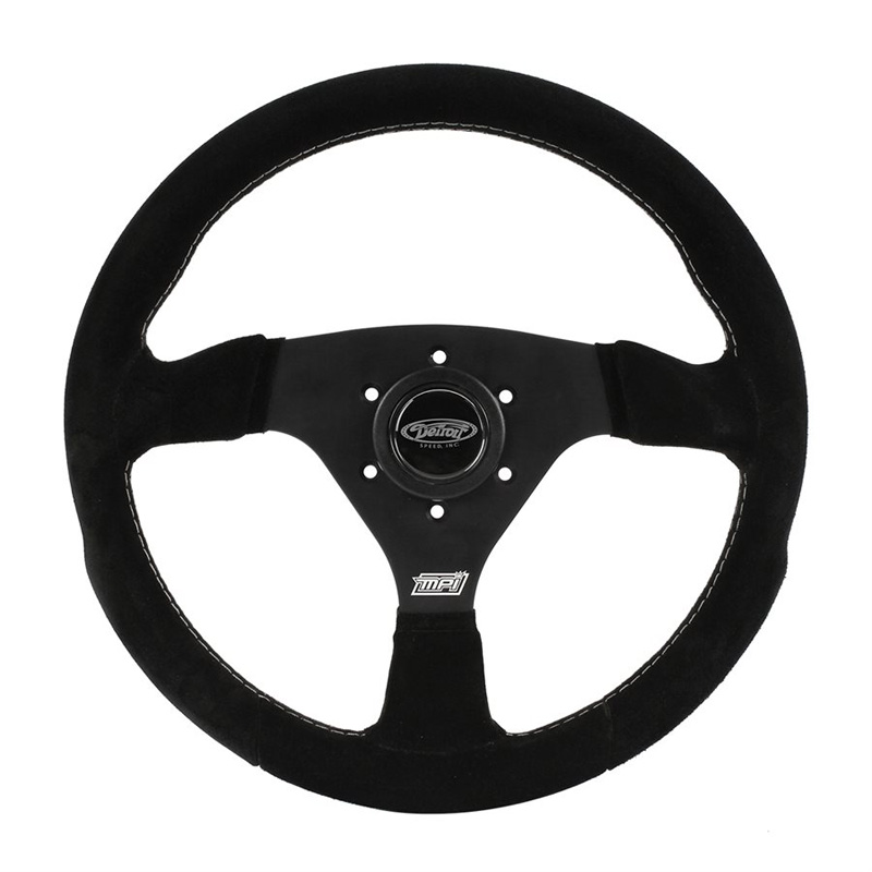 Detroit Speed MPI GT1 Suede Steering Wheel Edition - 092550