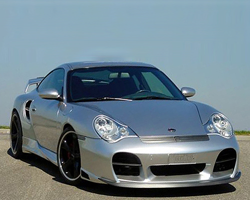 TechArt Turbo XL Complete Body Kit Porsche 996 Turbo | GT2 01-05 - 096.100.080.000