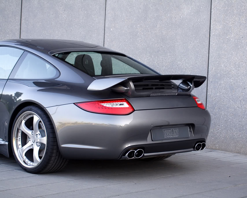 TechArt Roof Spoiler Bare Finish Porsche 997.2 Carrera 09-11 - 097.100.600.009