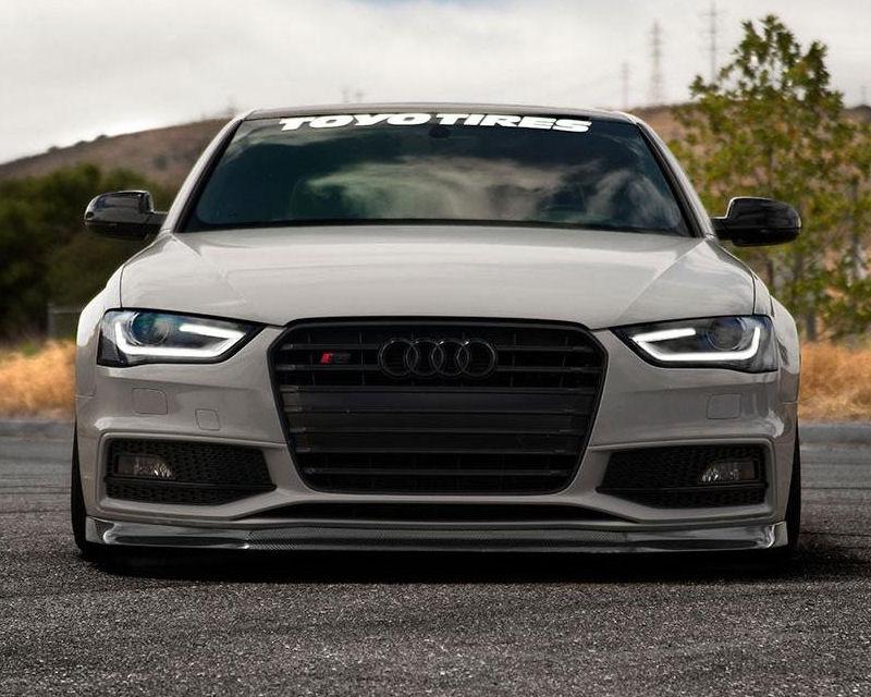 Audi S5 Carbon Spoiler Autos Post