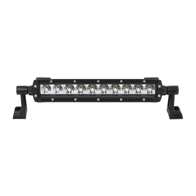 10 Inch LED Light Bar Single Row Spot/Flood Combo REBELLED - 100101C