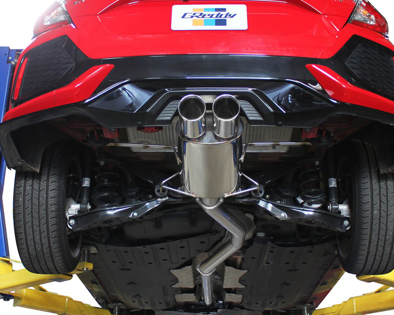 10158212 Greddy Supreme Sp Exhaust System Honda Civic Sport Hb 1 5t