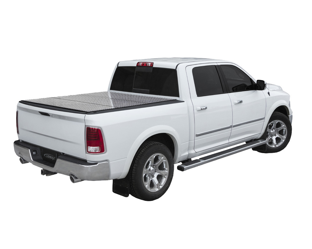 Access Lomax Professional Series Tri Fold Cover 2019 Ram 1500 5ft 7in Short Bed W O Ram Box B0040039