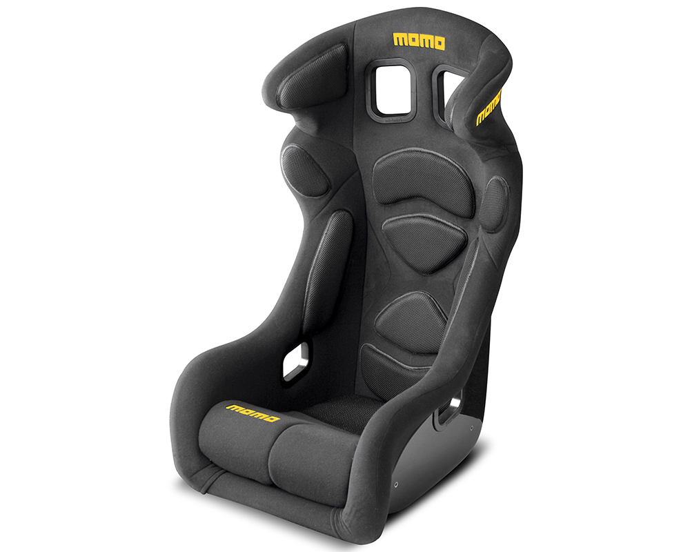 MOMO Lesmo One XL Race Seat - 1078BLK