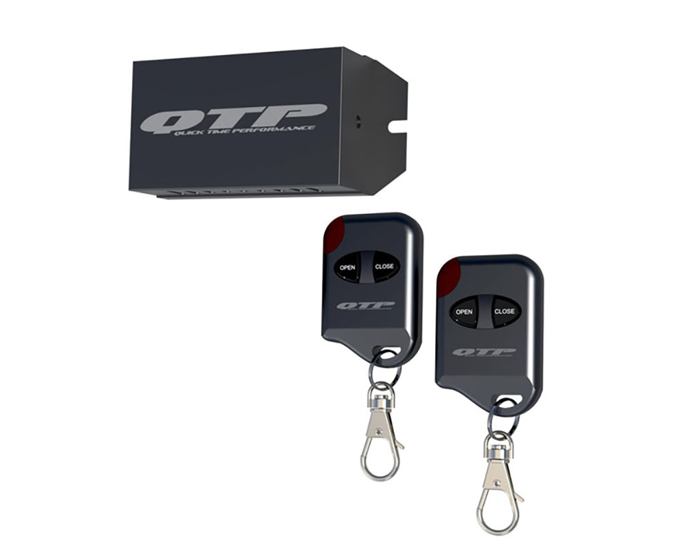 QTP Bolt-On QTEC Wireless Remote Controller For Exhaust Cut-Outs #10900