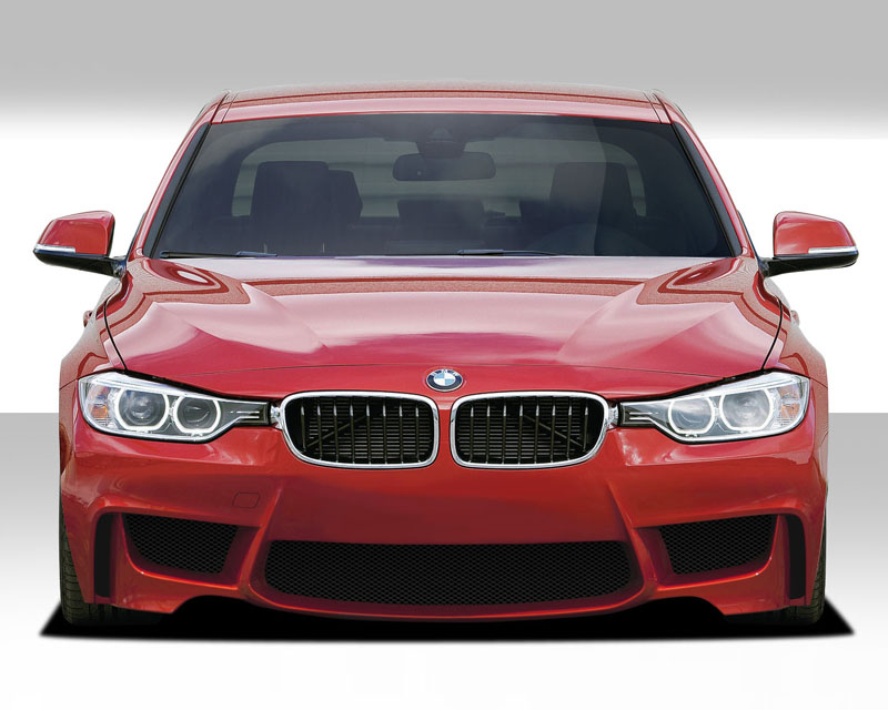 Image of Duraflex 1M Look Body Kit 4 Piece BMW 3 Series 4DR F30 12-14