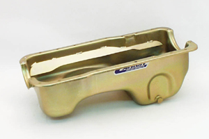 Canton Racing Products 302 Rear Sump Stock Appearing Oil Pan