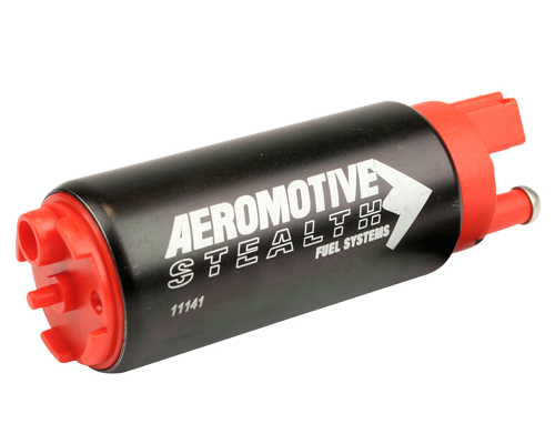 Image of Aeromotive 340 Stealth Fuel Pump Offset Inlet Toyota Celica ST GT 90-93