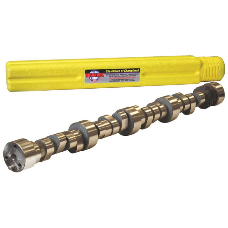 Howards Cams Hydraulic Roller Camshaft; 1955 - 1998 Chevy 262-400 2800 to 6600 111655-12 - 111655-12
