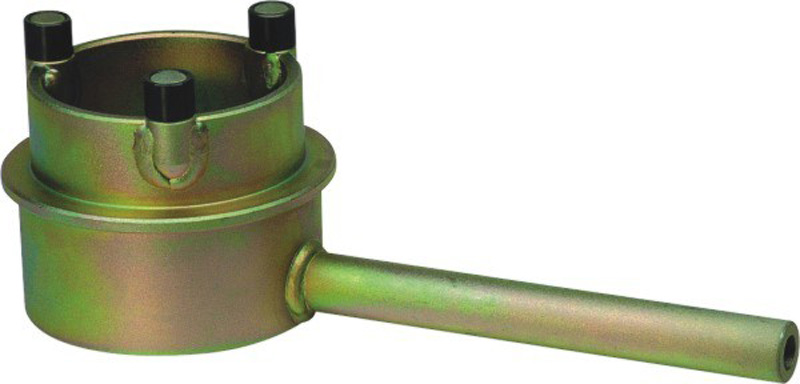 Baum Tools Engine Crankshaft Counter Holder Tool Mercedes-Benz - 112-0040