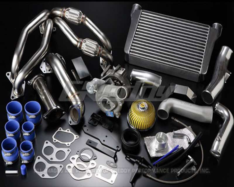 Greddy Tuner Turbo Kit T518Z Subaru BRZ 13-15 - 11510094