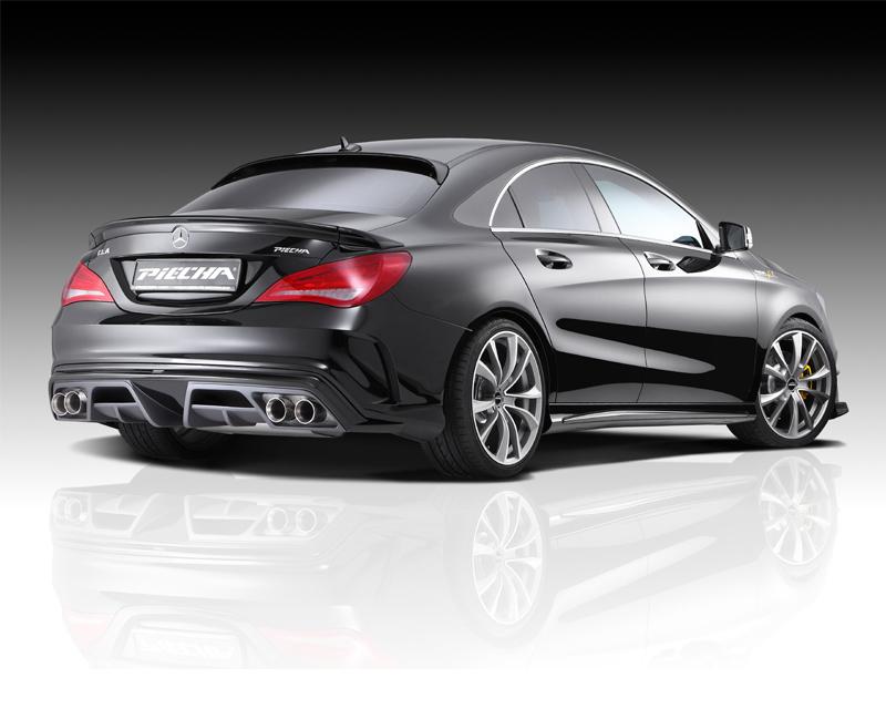 Image of PIECHA 3pc GT-R Complete Kit 6 Mercedes-Benz CLA-Class W117 14