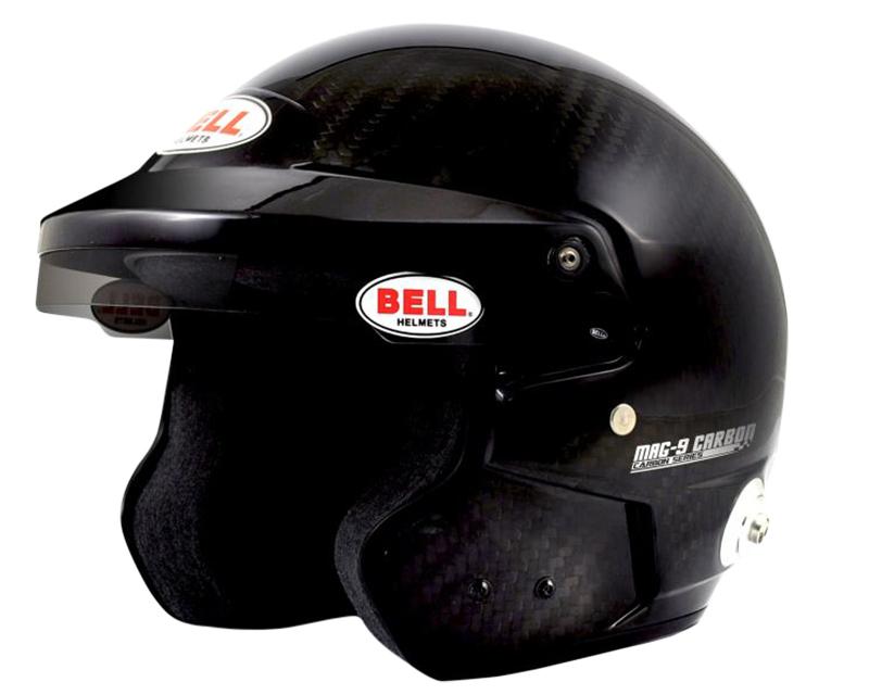 Bell Racing MAG-9 Carbon 57 (7 1/8) SA2015/FIA8859-2015 (Hans) - 1209001