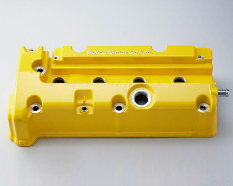 SPOON Sports Engine Valve Cover Yellow Acura RSX Type-S K20A2 02-04 - 12310-DC5-000