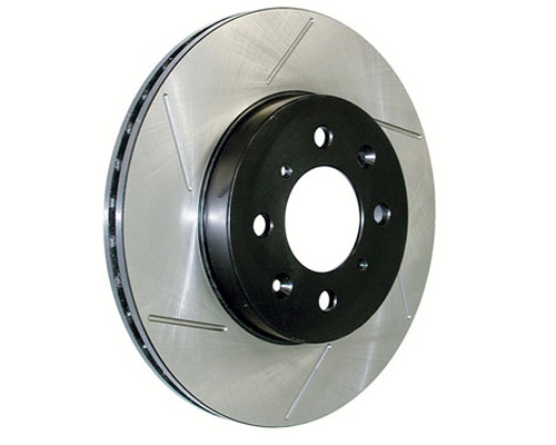 Image of Power Slot Cryo Rotors 330mm Front Pair Porsche Cayenne 04-08 S Turbo 03-08 Turbo S 06-08
