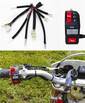 2011 Dual Sport Kit Switch Upgrade Package Classic Kits Baja Designs - 128018