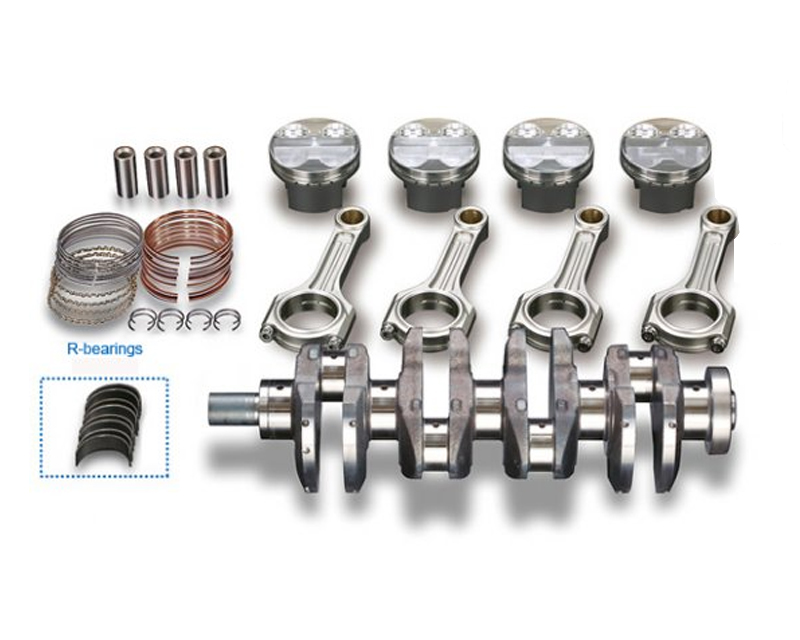 Toda Stroker Kit - 87.00 x 90.7mm (2157cc) + I-Beam Forged Connecting Rods Honda K20A - 13001-K20-1R2-I