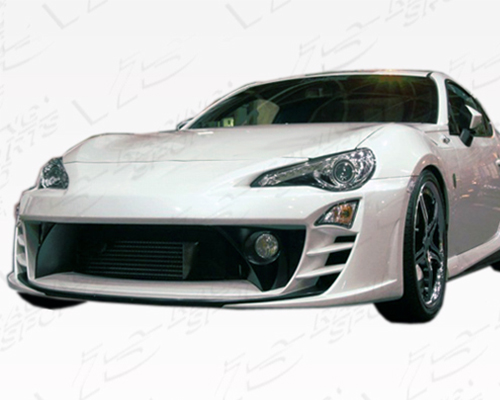 Image of VIS Racing Alfa Front Bumper Scion FRS 13-14