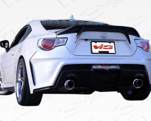 Image of VIS Racing Alfa Rear Bumper Scion FRS 13-14