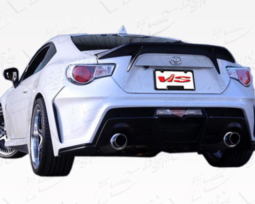 Image of VIS Racing Alfa Carbon Fiber Spoiler Scion FRS 13-14
